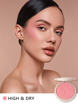 Load image into Gallery viewer, Newly Reformulated - Lightweight Matte Blush-HIGH & DRY