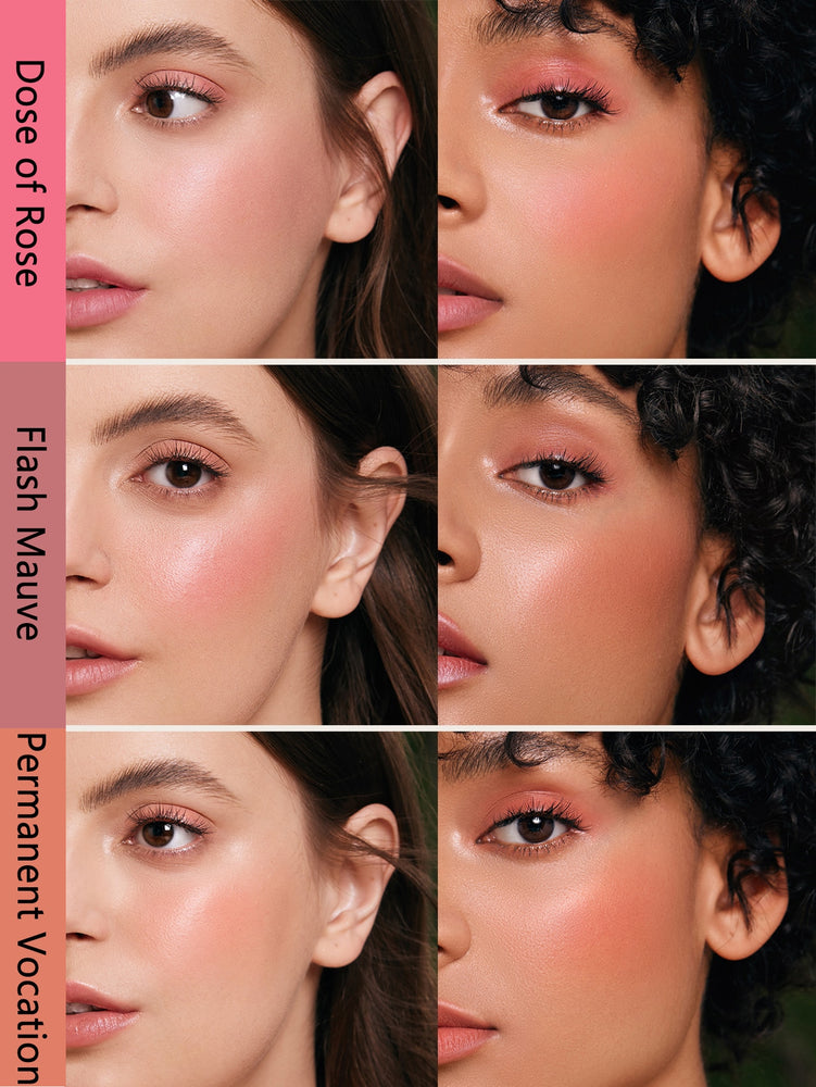 Spring It On Cream-to-Powder Blush-Flash Mauve