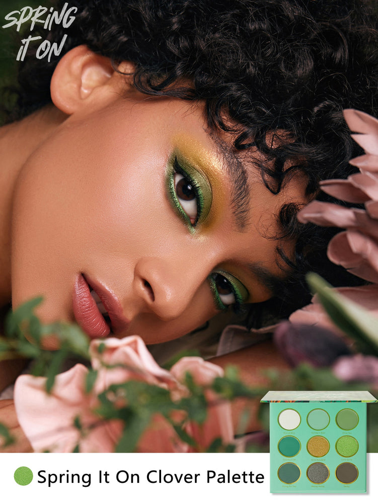 Spring It On Clover Palette