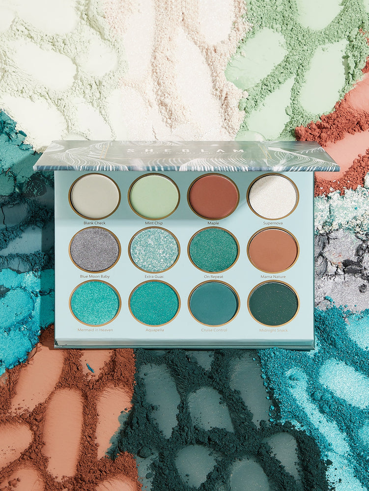 HINT OF MINT Palette