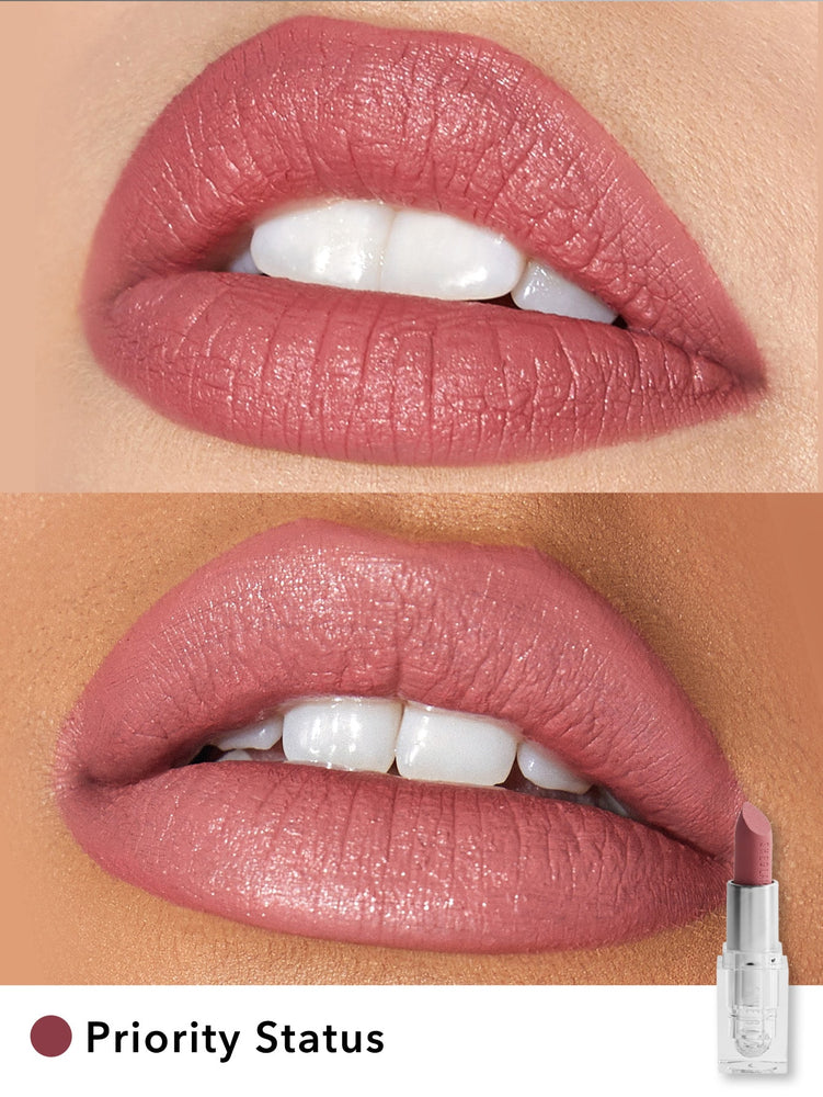 Load image into Gallery viewer, Cosmic Crystal Matte Lipstick - PRIORITY STATUS