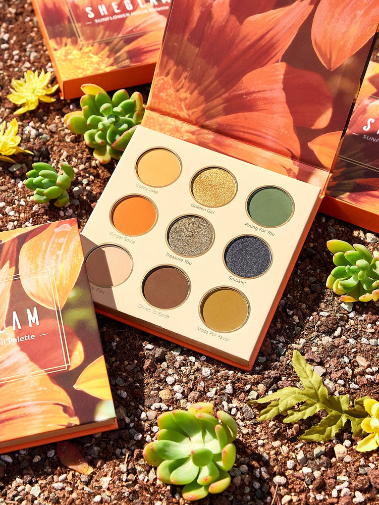 SUNFLOWER HOUR Palette