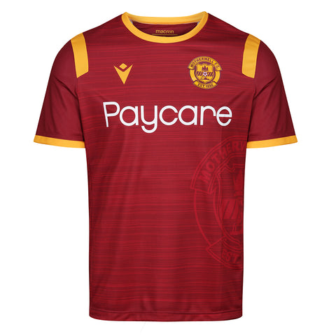 Macron Training Tempel Short White