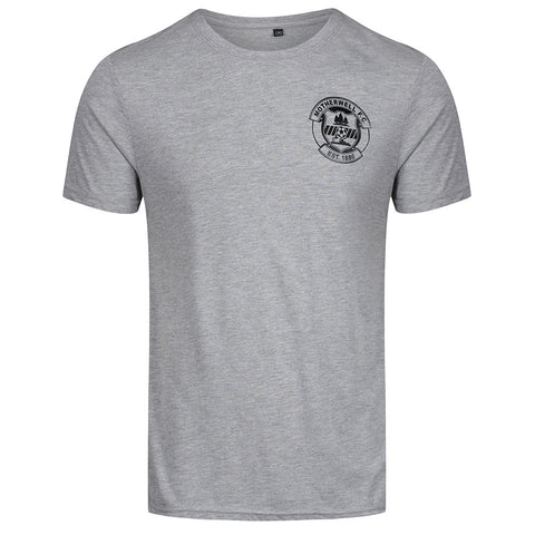 Triblend Grey T-Shirt