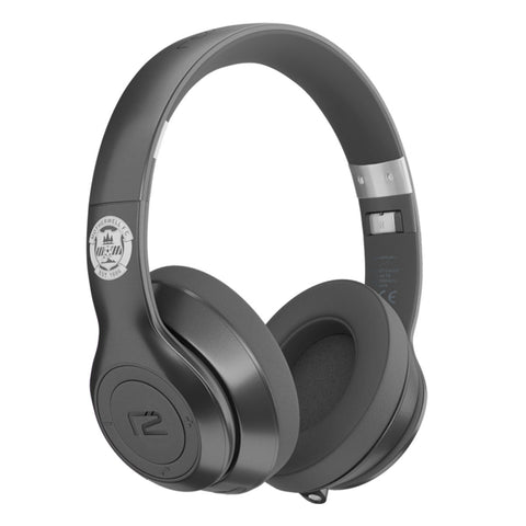 Motherwell Ready2Music Headphones Black