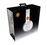 Motherwell Ready2Music Headphones White