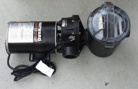 Hayward Sp1580h 1hp Power Flo Lx With Horizontal Discharge