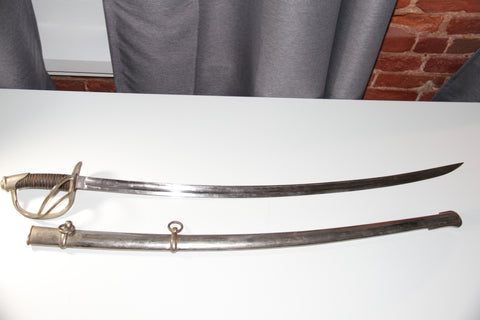 US Heavy Cavalry Saber 1840