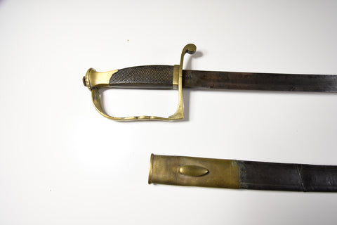 German Infantry Officer sword - French influence