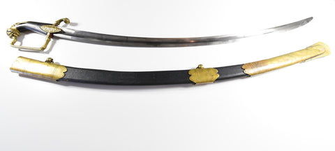 French Light Calvary Officer's Sabre