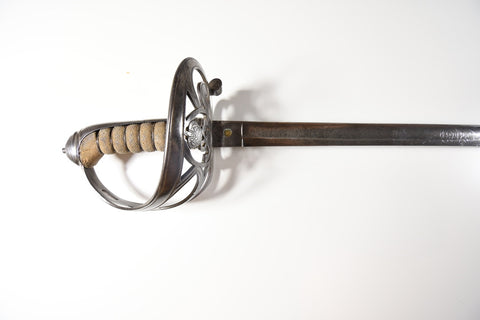 Canadian Officer Sword M1827