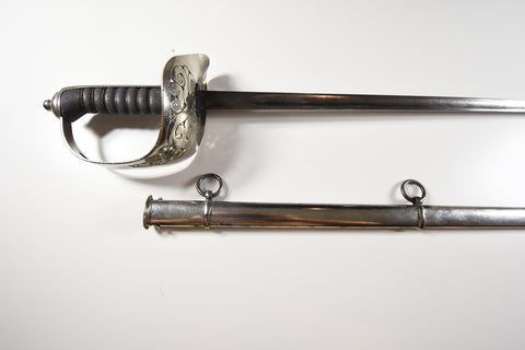 Canadian Officer Sword M1897