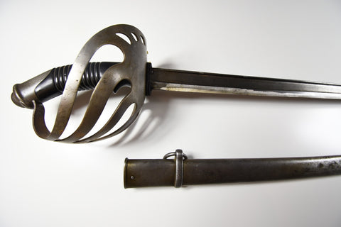 French - Chilean Cavalry Sabre M1890