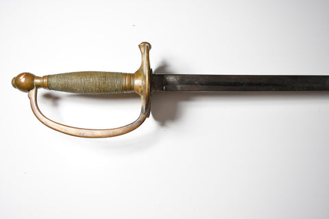 US Infantry Sword M1840