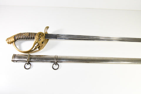 Prussian officer sword M1889