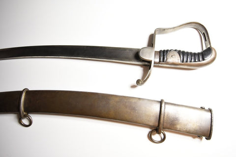 Dutch Light cavalry Sabre M1813 no1