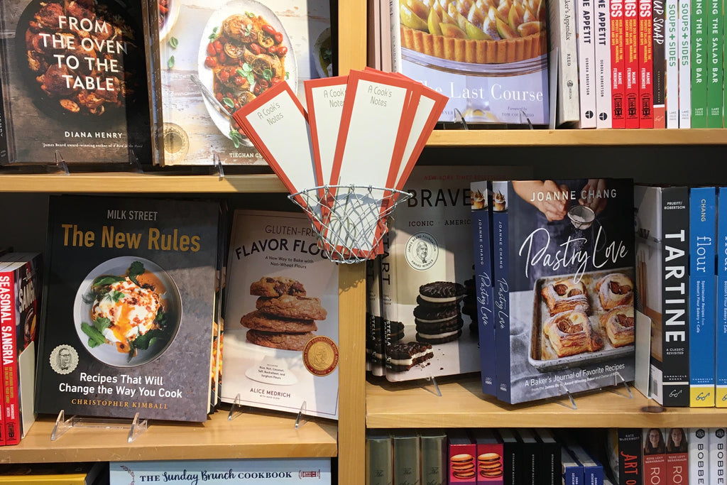 Staff Favorites: Cookbooks