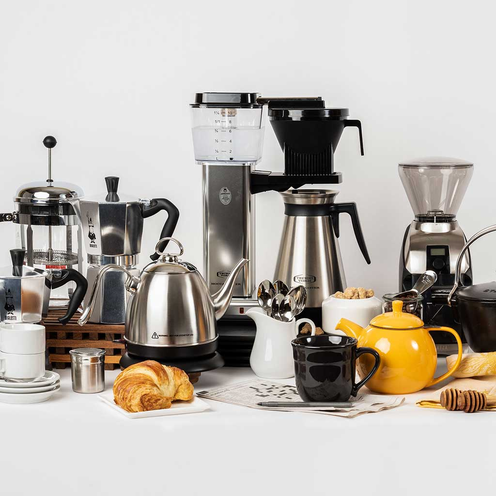 Coffee and Tea - Kitchen Outfitters