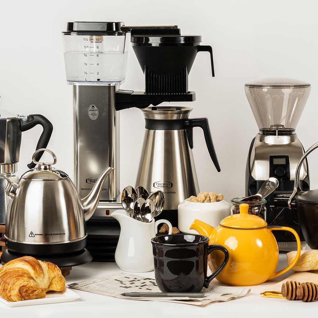 SCA Certified Coffee Machines - Kitchen Outfitters