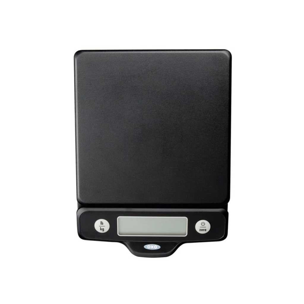 OXO Digital Food Scale 5 pound Capacity Black