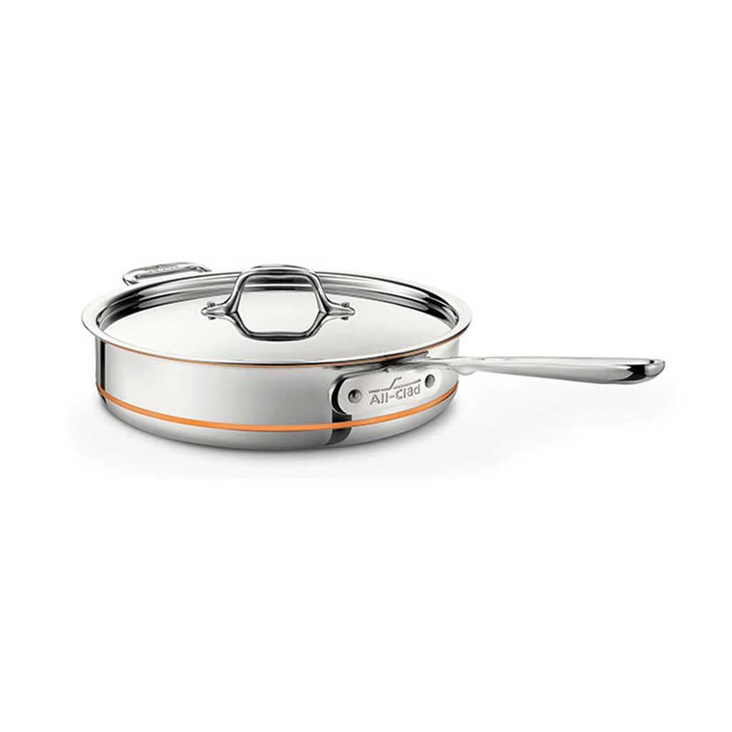 All Clad Copper Core 3 Qt Saute Pan