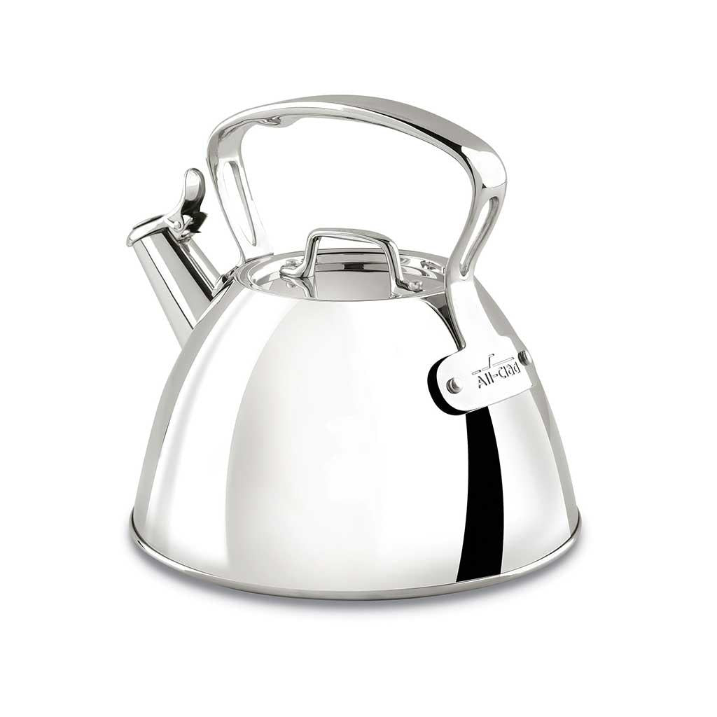 SALE! Water Tea Kettle 2 Qt Stainless Steel