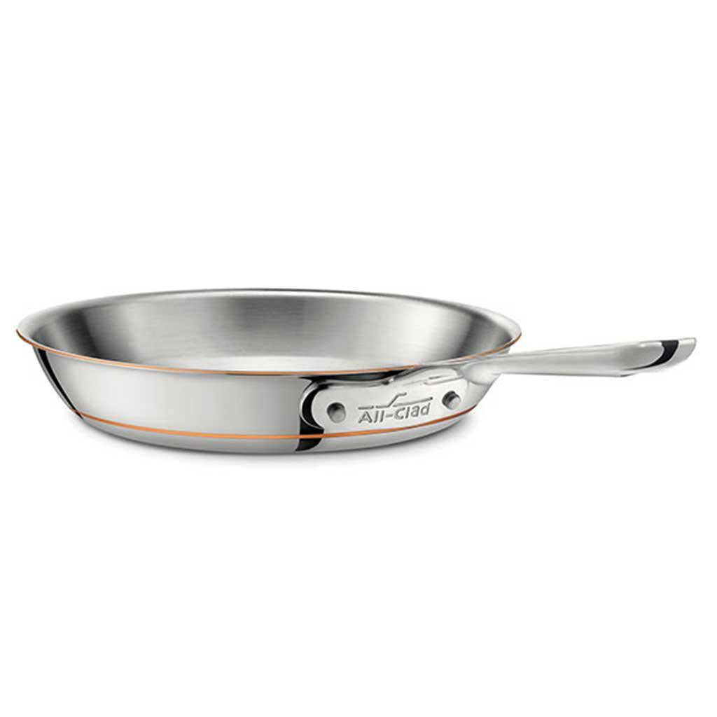 All Clad Copper Core 10 inch Fry Pan