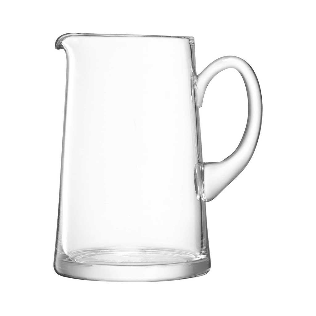 Art Glass Pitcher 70 Ounce