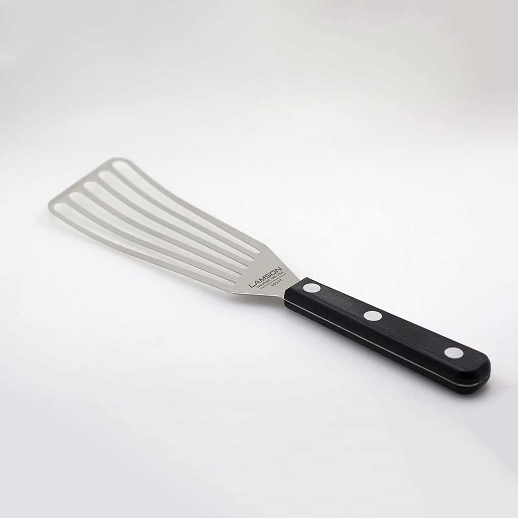 Chef's Slotted Turner with POM handle by Lamson