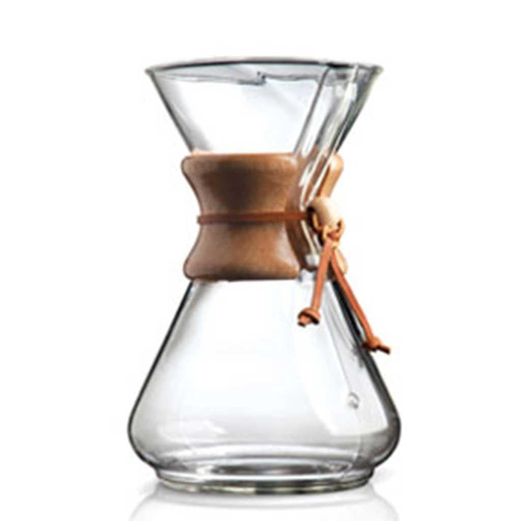 Chemex Classic Pour-Over Coffeemaker 10 cup
