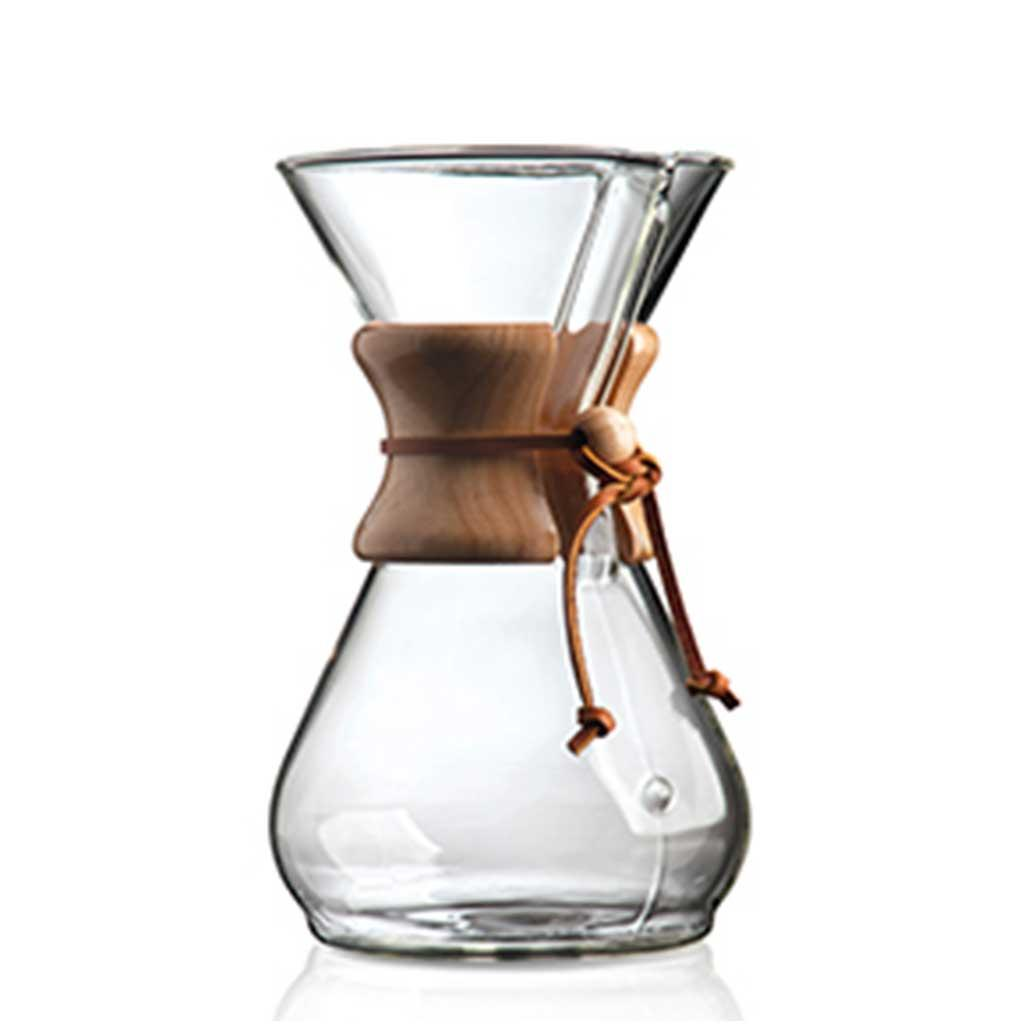 Chemex Classic Pourover Coffeemaker 8 cup