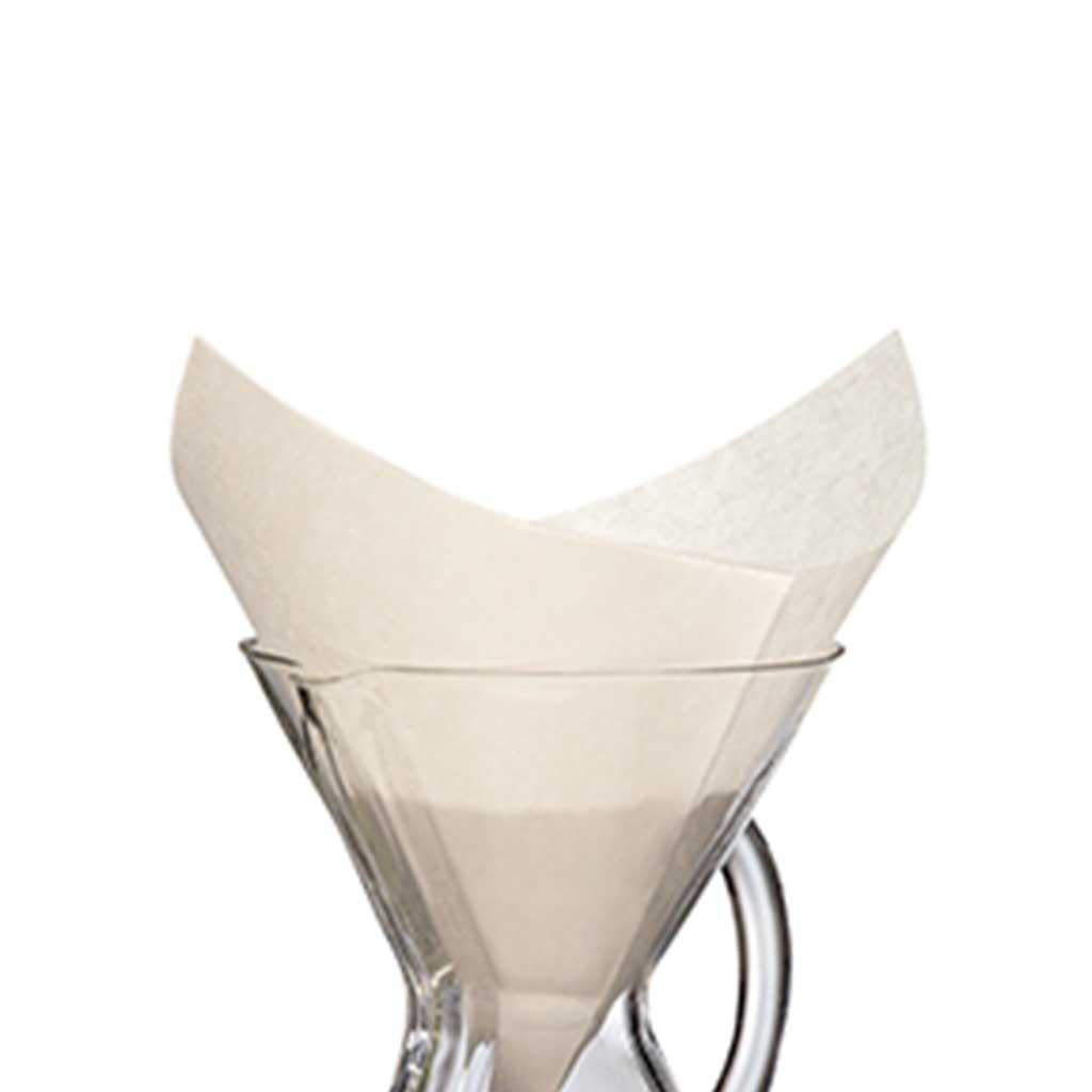 Chemex Coffee Filter Square White