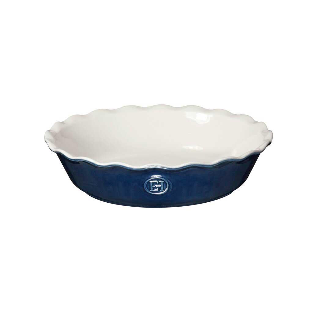 SALE! Emile Henry Pie Dish 9 inch Blue Twilight
