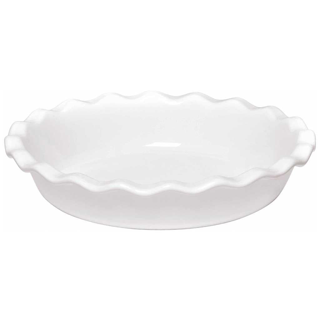 SALE! Emile Henry Pie Dish 9 inch White