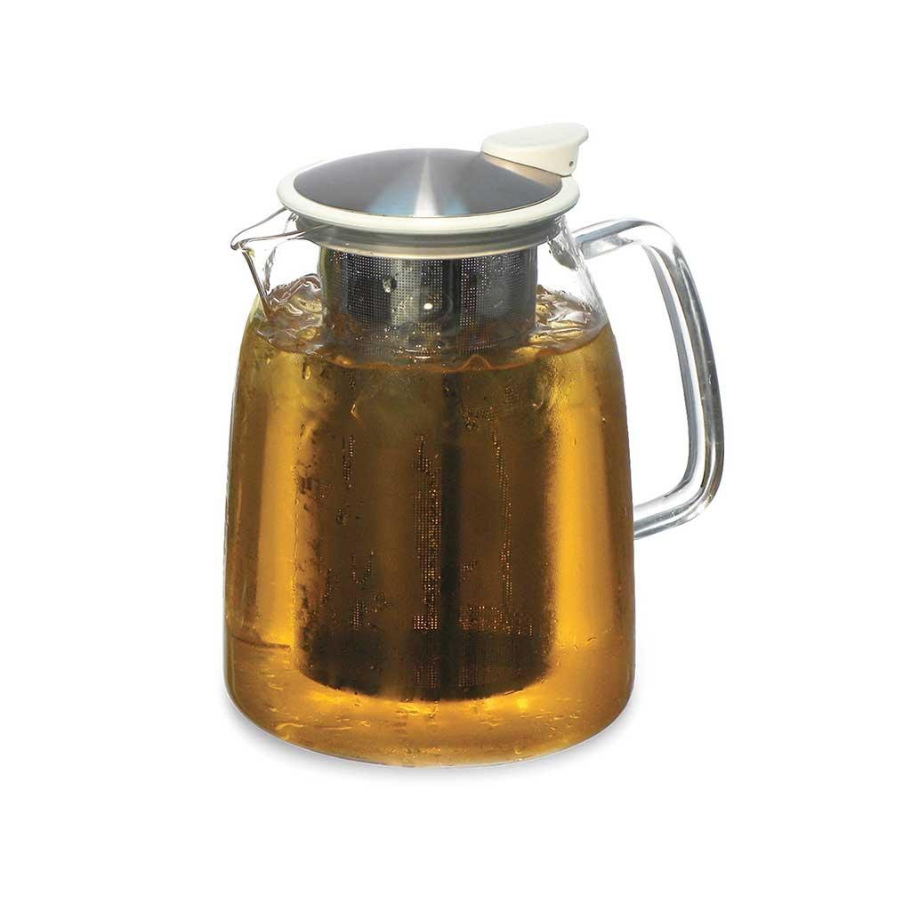 Mist Iced Tea Jug with Large Stainless Steel Infuser 68 oz