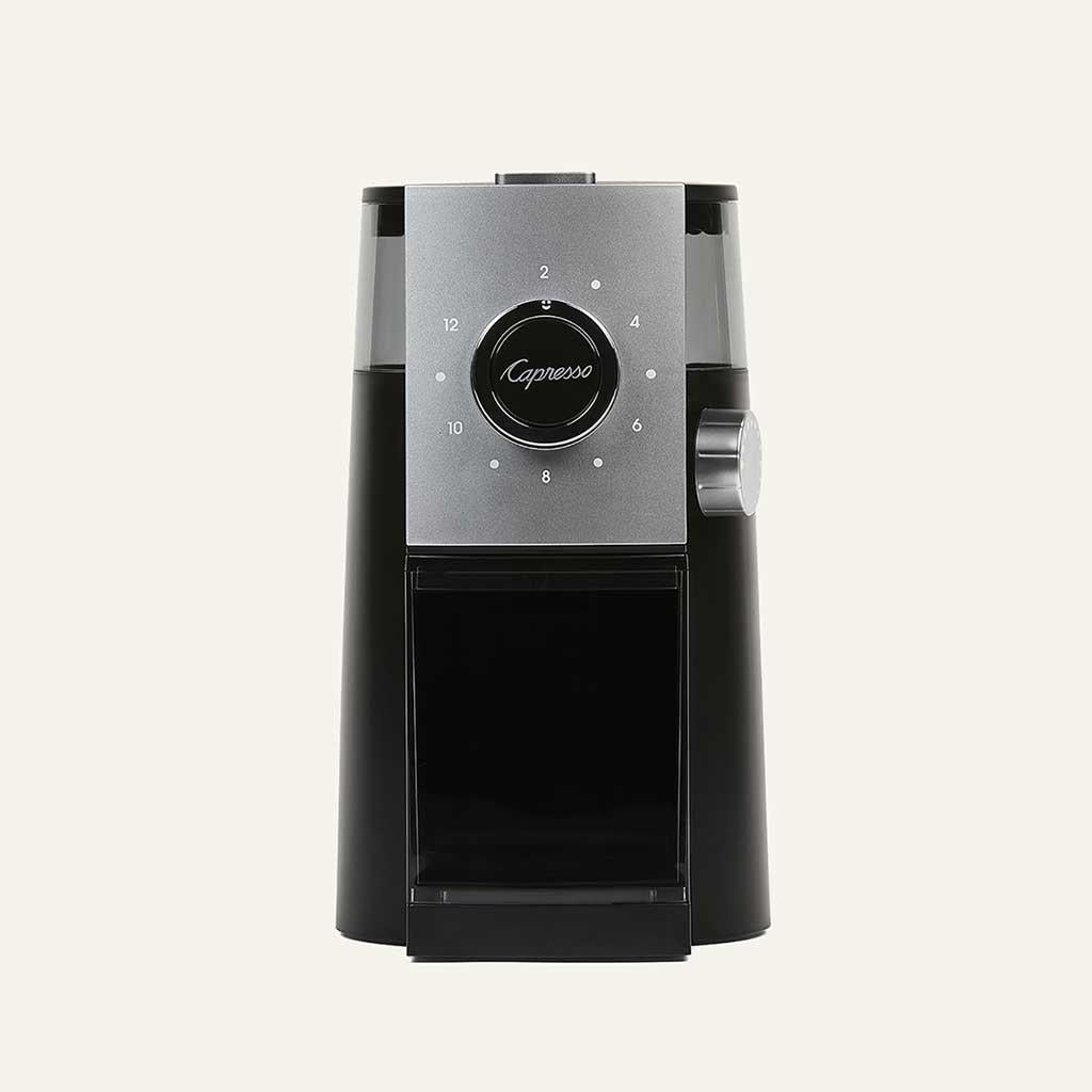 Grind Select Disk Burr Coffee Grinder by Capresso