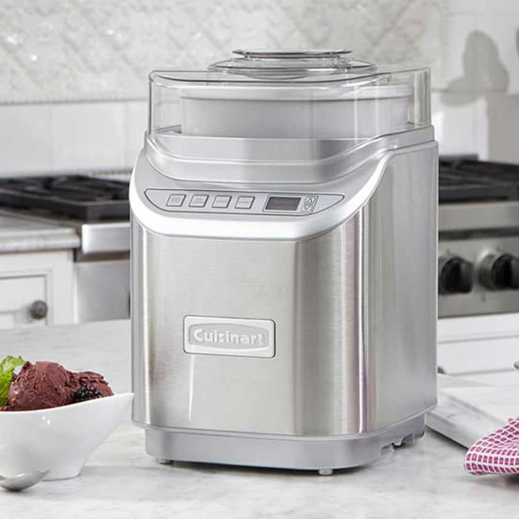 2 Qt Digital Ice Cream Maker by Cuisinart