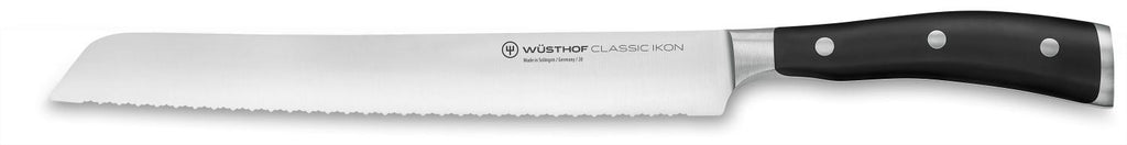 SALE! Wusthof Ikon Bread 9 inch Double Serrated Knife