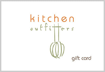 $100 Kitchen Outfitters Gift Card