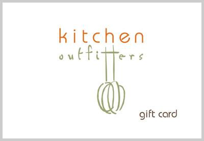 $25 Kitchen Outfitters Gift Card