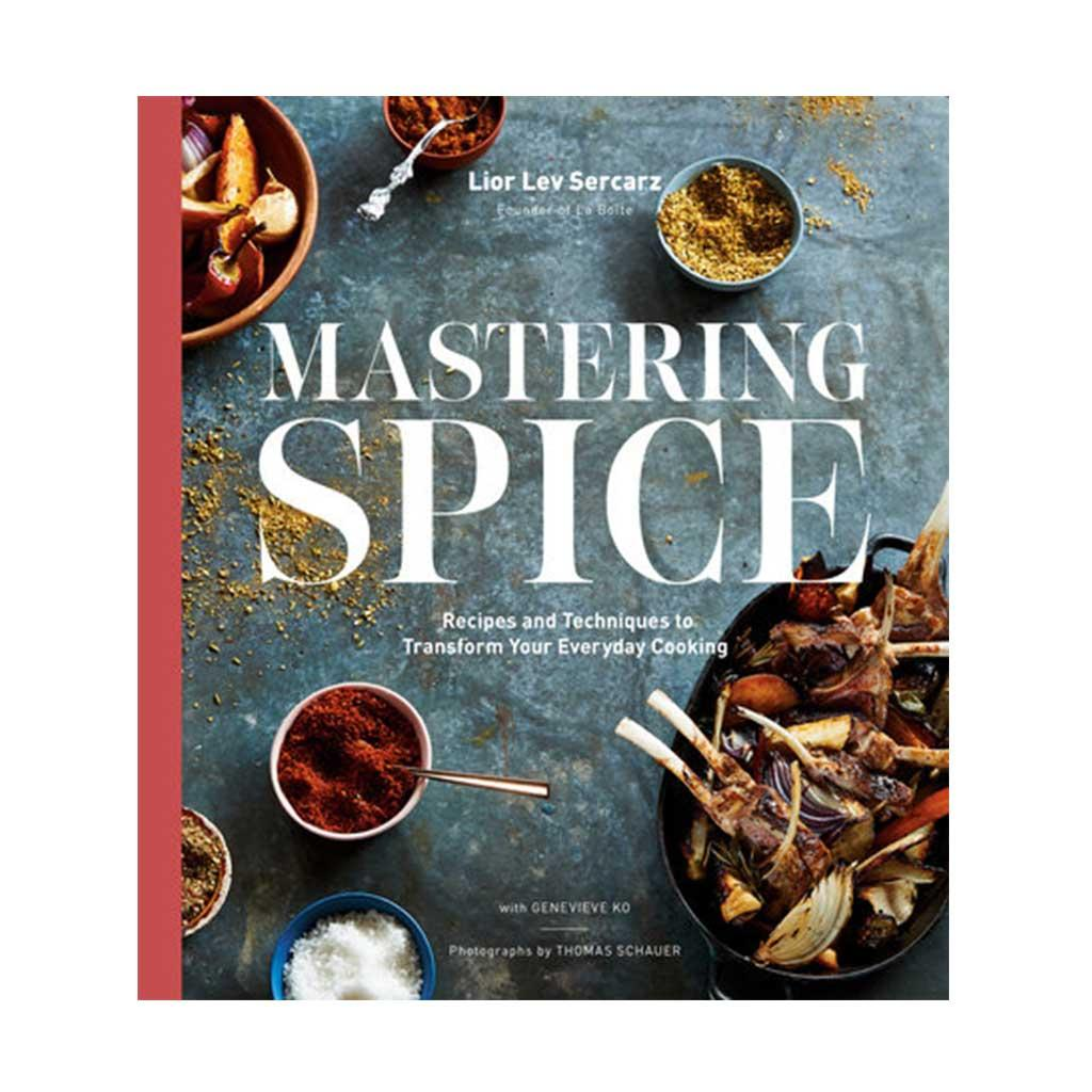 Mastering Spice, by Lior Lev Sercarz