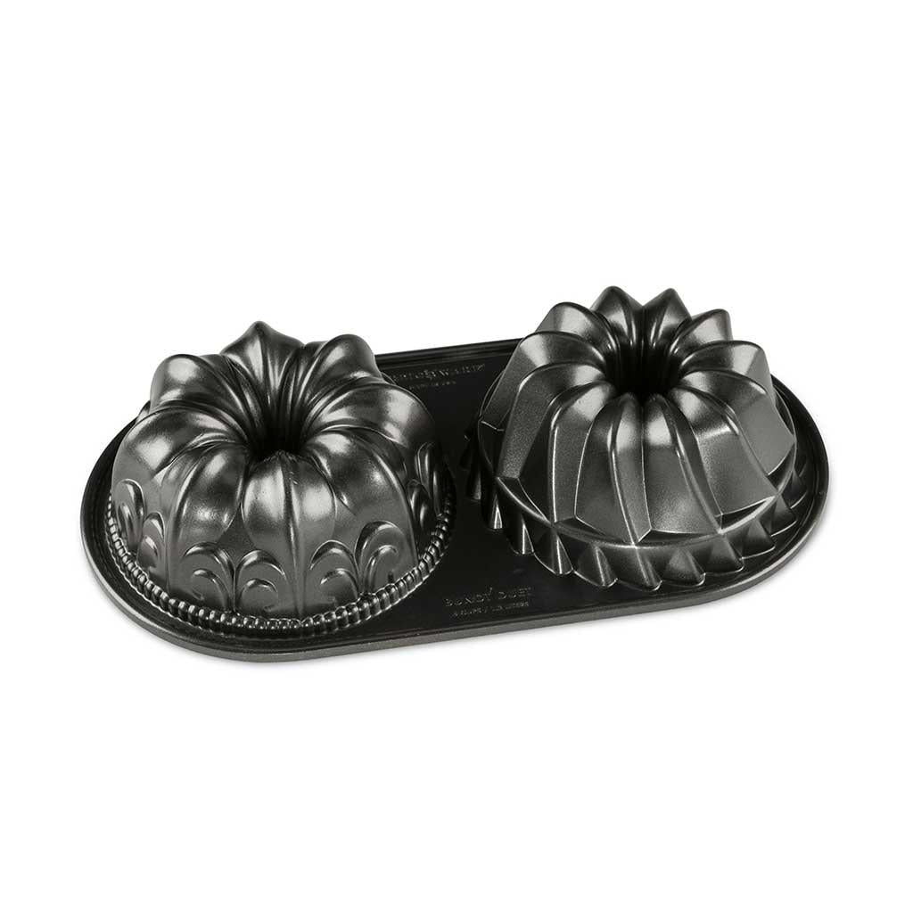 Nordicware Duet Bundt Pan