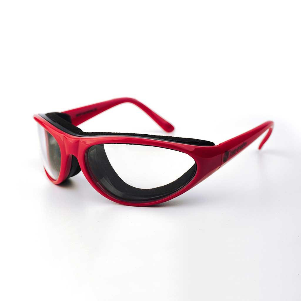 Onion Goggles Red Frame