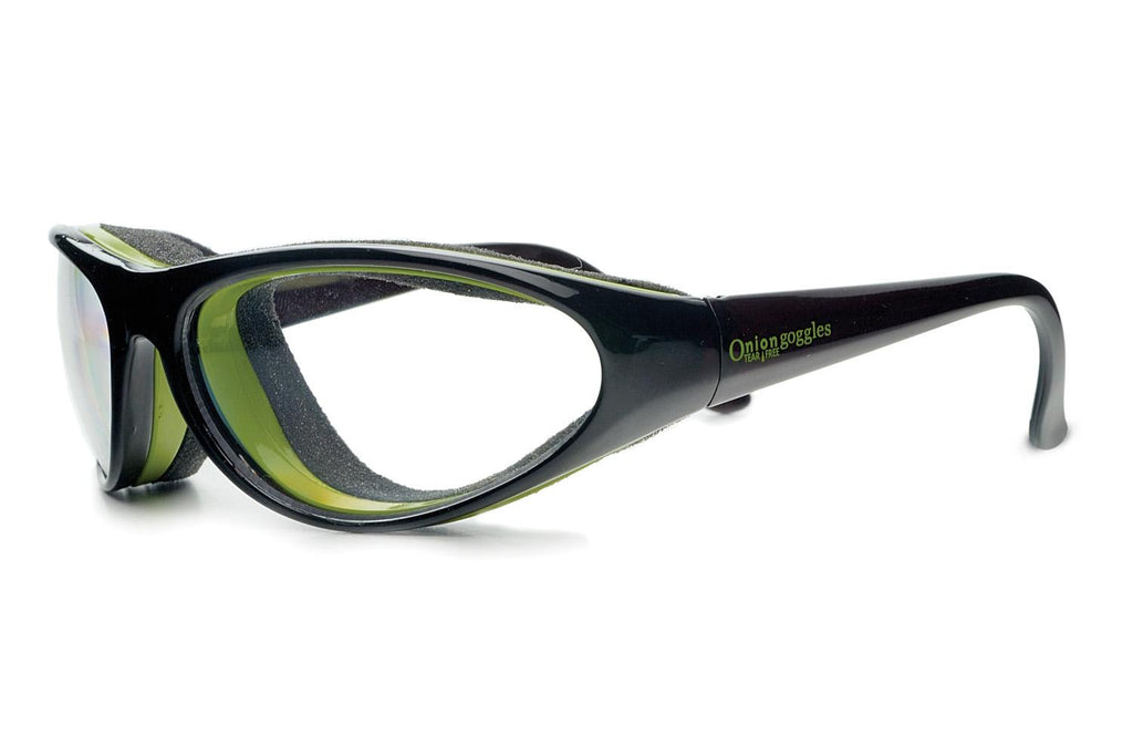 Onion Goggles Black Frame