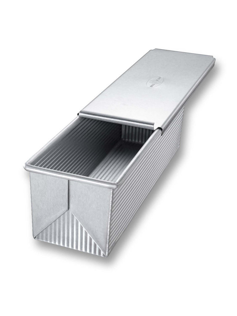 Pullman Loaf Pan 13x4x4 by USA Pan