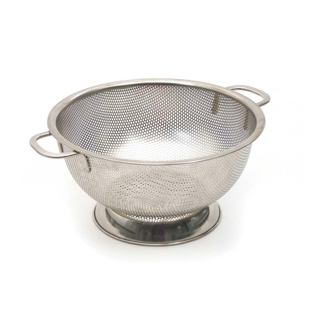 Colander Medium 3 Quart Stainless Steel