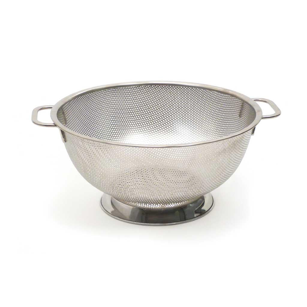 Colander Large 5 Quart Stainless Steel