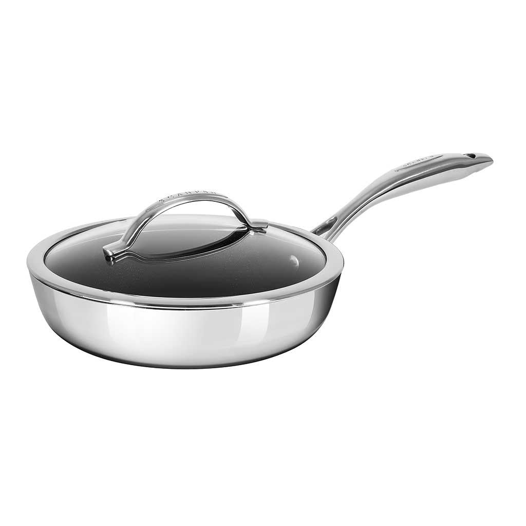 Scanpan HAPTIQ Saute Pan with Lid 10.25 inch 2.75 Qt