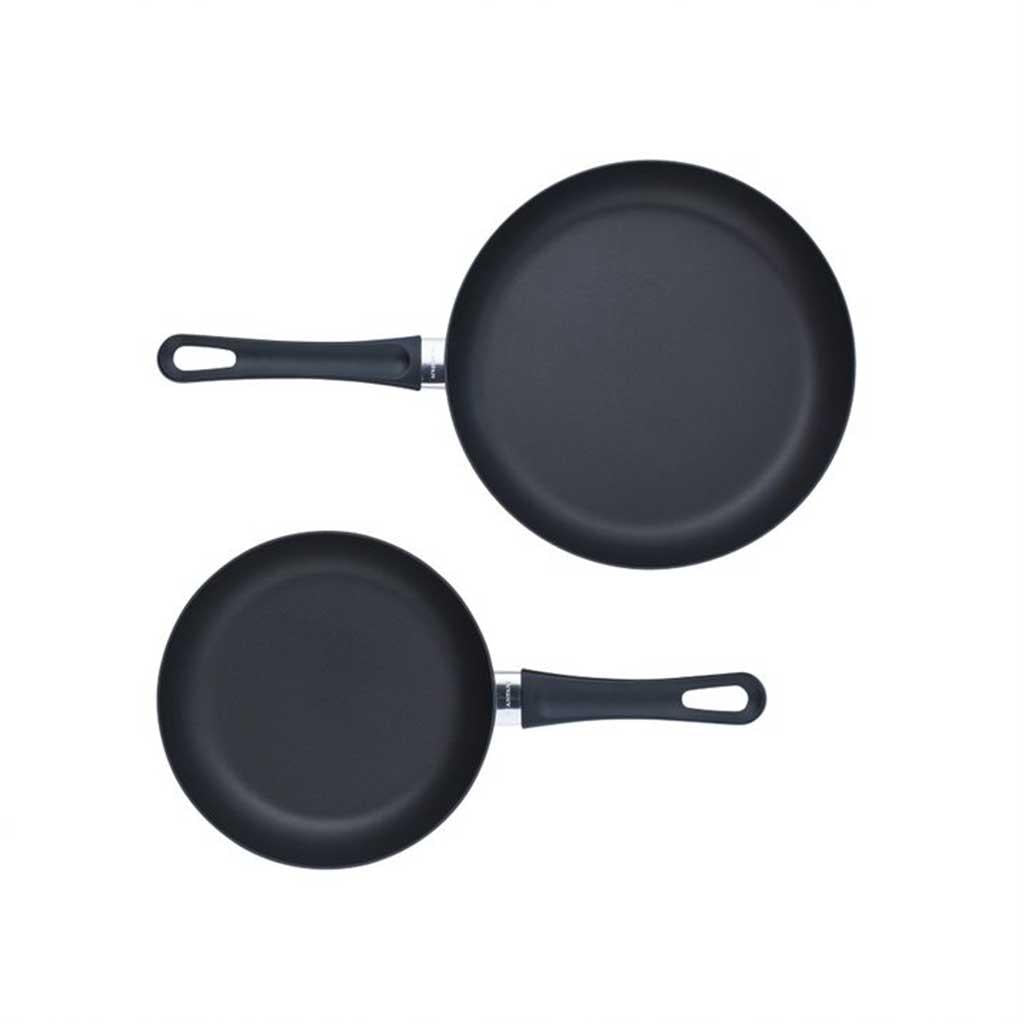 "Sale! Scanpan Classic Set of Two Fry Pans 8"" & 10.25"""