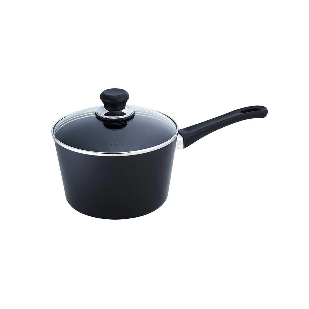 Scanpan Classic Saucepan with Glass Lid 3.25 qt
